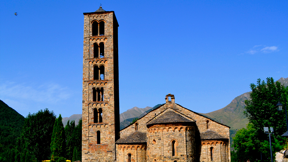 Management plan of the Catalan Romanesque Churches of the Vall de Boí