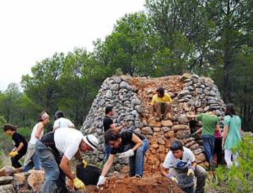 La técnica constructiva tradicional de la piedra seca será examinada para ser inscrita en la Lista del Patrimonio Cultural Inmaterial de la Humanidad